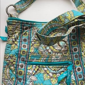 Vera Bradley medium crossbody bag
